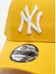 New Era Snapback Cap MLB NY Yankees Essential 9Forty gelb