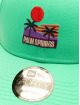 New Era Snapback Cap Summer 9Forty grün