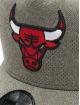 New Era Snapback Cap NBA Chicago Bulls Engineered Plus Aframe olive 3