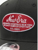 New Era Snapback Cap 9Fifty Oval Logo New Era Stretch schwarz 3
