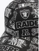 New Era snapback cap NFL Oakland Raiders Allover Print Logo zwart
