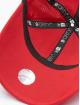 New Era Snapback Caps MLB NY Yankees Flawleshortsleeve Logo czerwony