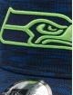 New Era Snapback Caps NFL Seattle Seahawks Engineered Fit 9forty A-Frame niebieski