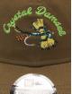 New Era Snapback Caps NE Fishing Tackle 9Twenty oliwkowy