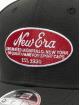 New Era Snapback Caps 9Fifty Oval Logo New Era Stretch svart