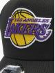 New Era Snapback Caps NBA LA Lakers Base svart