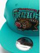 New Era Snapback Caps 9Fifty A8 001 Memphis Grizzlies turkis