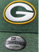 New Era Snapback Nfl Properties Green Bay Packers Shadow Tech zelená