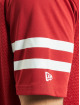 New Era T-paidat NFL San Francisco 49ers Oversized Nos punainen