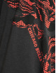 New Era T-Shirt NBA Chicago Bulls Oil Slick Infill Logo grey