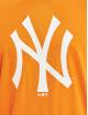 New Era T-Shirt MLB New York Yankees Seasonal Team Logo orange