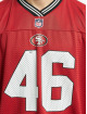 New Era T-shirt NFL San Francisco 49ers Oversized Nos rosso