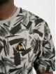 New Era t-shirt Contemporary AOP zwart