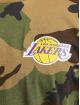 New Era T-Shirty NBA LA Lakers Camo moro