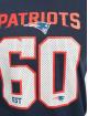 New Era T-Shirty NFL New England Patriots Supporters niebieski