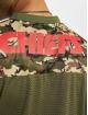New Era T-skjorter NFL Kansas City Chiefs Camo Infill Oversized Mesh oliven