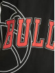New Era Tank Tops NBA Basketball Graphic Chicago Bulls czarny