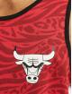 New Era Tank Tops NBA Chicago Bulls AOP czerwony