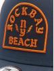 New Era Trucker Cap Rockbay Beach blau 3