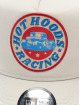 New Era Trucker Cap Race Patch 940 AF grey