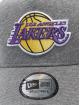 New Era trucker cap NBA Chicago Bulls Essential grijs