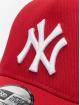 New Era Trucker Cap Clean NY Yankees red