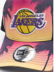 New Era Trucker Cap NBA Los Angeles Lakers Summer City 9Forty schwarz