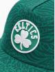 New Era Trucker Cap NBA Boston Celtics Hoo verde