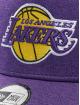 New Era Trucker Cap NBA LA Lakers Shadow Tech 9forty A-Frame violet 3