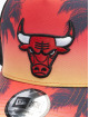 New Era trucker cap NBA Chicago Bulls Summer City 9Forty zwart
