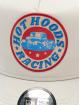 New Era Trucker Caps Race Patch 940 AF szary