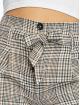 New Look Chino Paris Check Button Tie bruin