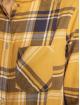New Look Koszule Stanley Check zólty 3