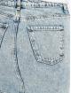 New Look Mom Jeans Yoke Front Acid Willow blau