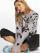 New Look Sweat & Pull Animal pourpre 3