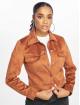 New Look Välikausitakit Esme Suedette Utility ruskea
