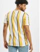 Nicce Tričká Stripe žltá