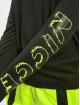 Nicce Tričká dlhý rukáv Logo èierna