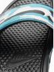 Nike Badesko/sandaler Benassi JDI Print svart
