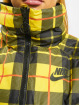 Nike Giacche trapuntate Synthetic Fill AOP PD giallo