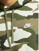 Nike Hoodie Sportswear camouflage