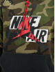 Nike Hoodies M J Jmc Camo Flc oliven