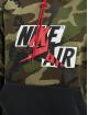 Nike Hoody M J Jmc Camo Flc olijfgroen