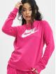 Nike Jersey W Nsw Essntl Flc Gx fucsia