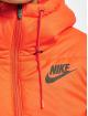 Nike Kurtki zimowe Synthetic Fill HD pomaranczowy