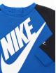 Nike Obleky Oversized Futura modrý