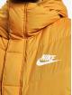 Nike Parka Down Fill Windrunner Parka HD Rus goldfarben