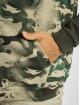 Nike Performance Zip Hoodie Dry Full Zip Camo grün