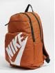 Nike Plecaki Sportswear Elemental brazowy 1