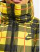 Nike Prešívané bundy Synthetic Fill AOP PD žltá